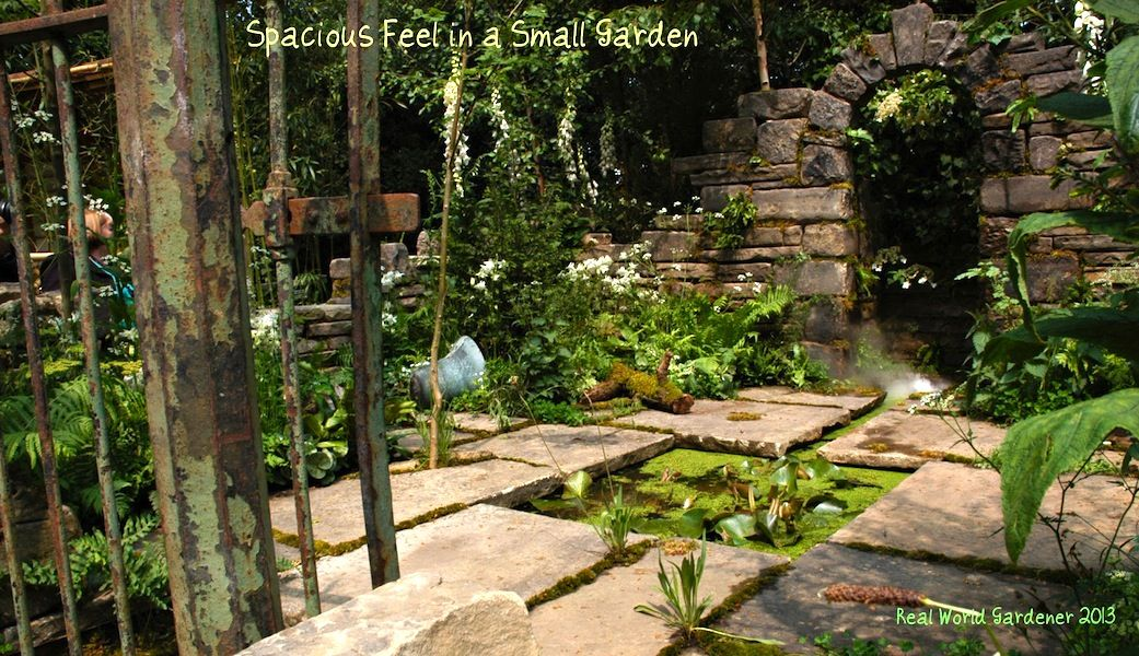 Beautiful small space garden design how to create the for Beautiful small gardens