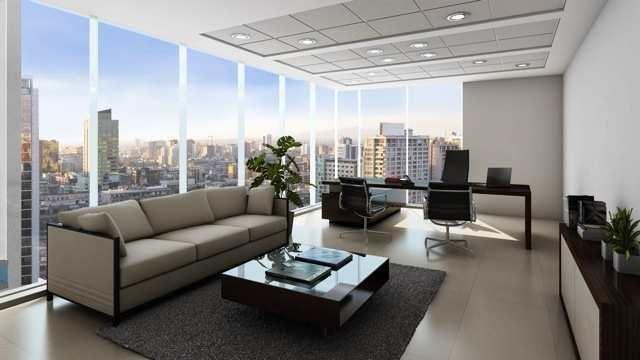 Interior de oficinas modernas free oficinas modernas for Interior oficinas modernas