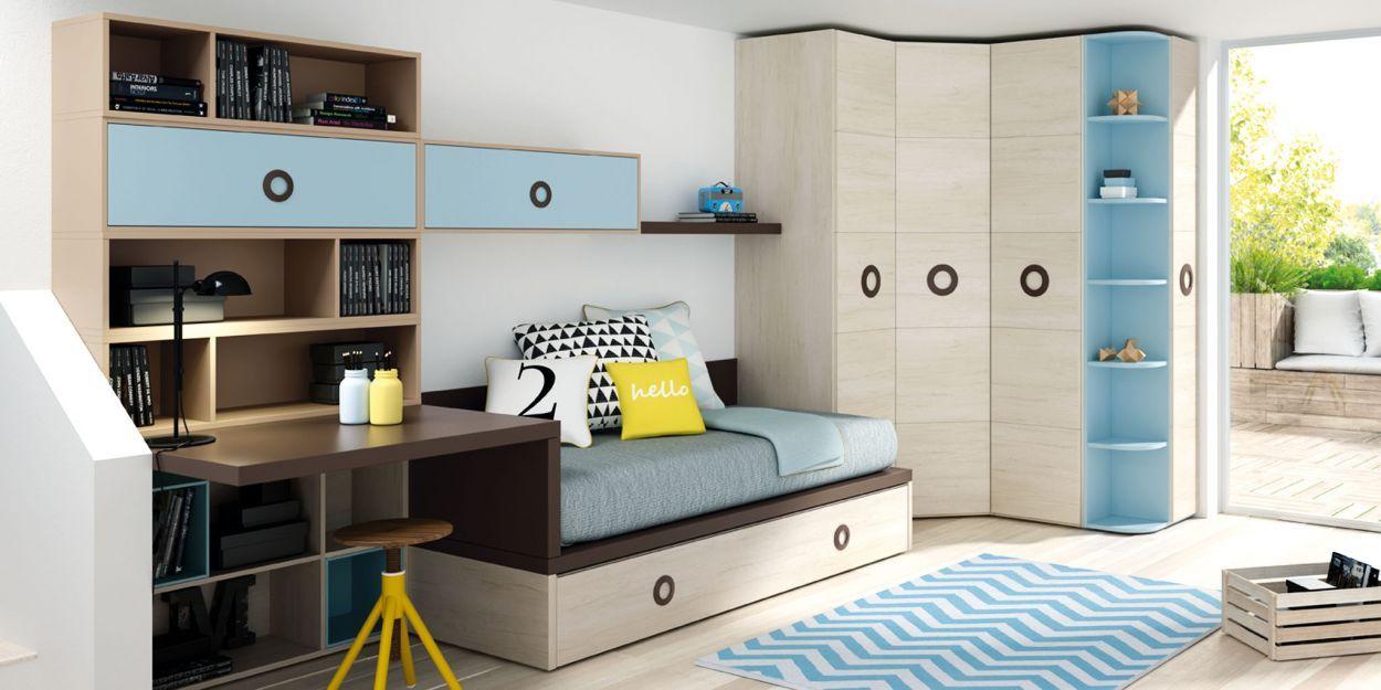 Planificador de dormitorios juveniles de lagrama cambia for Planificador habitaciones