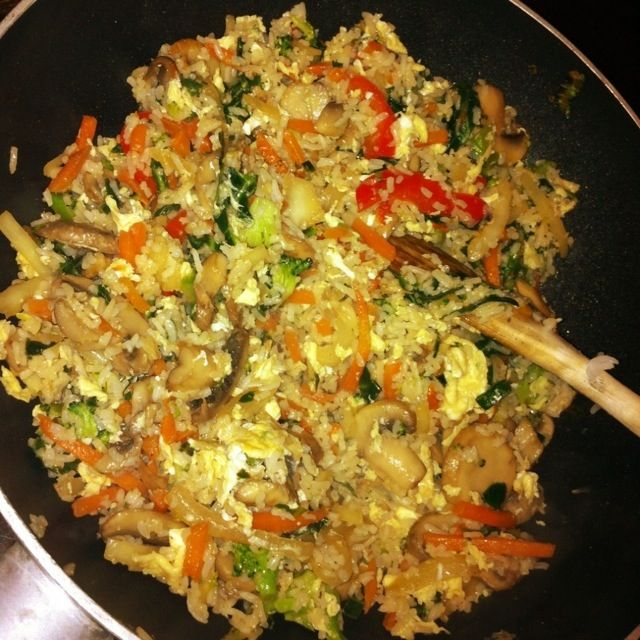 Lime-scented egg fried rice.jpg