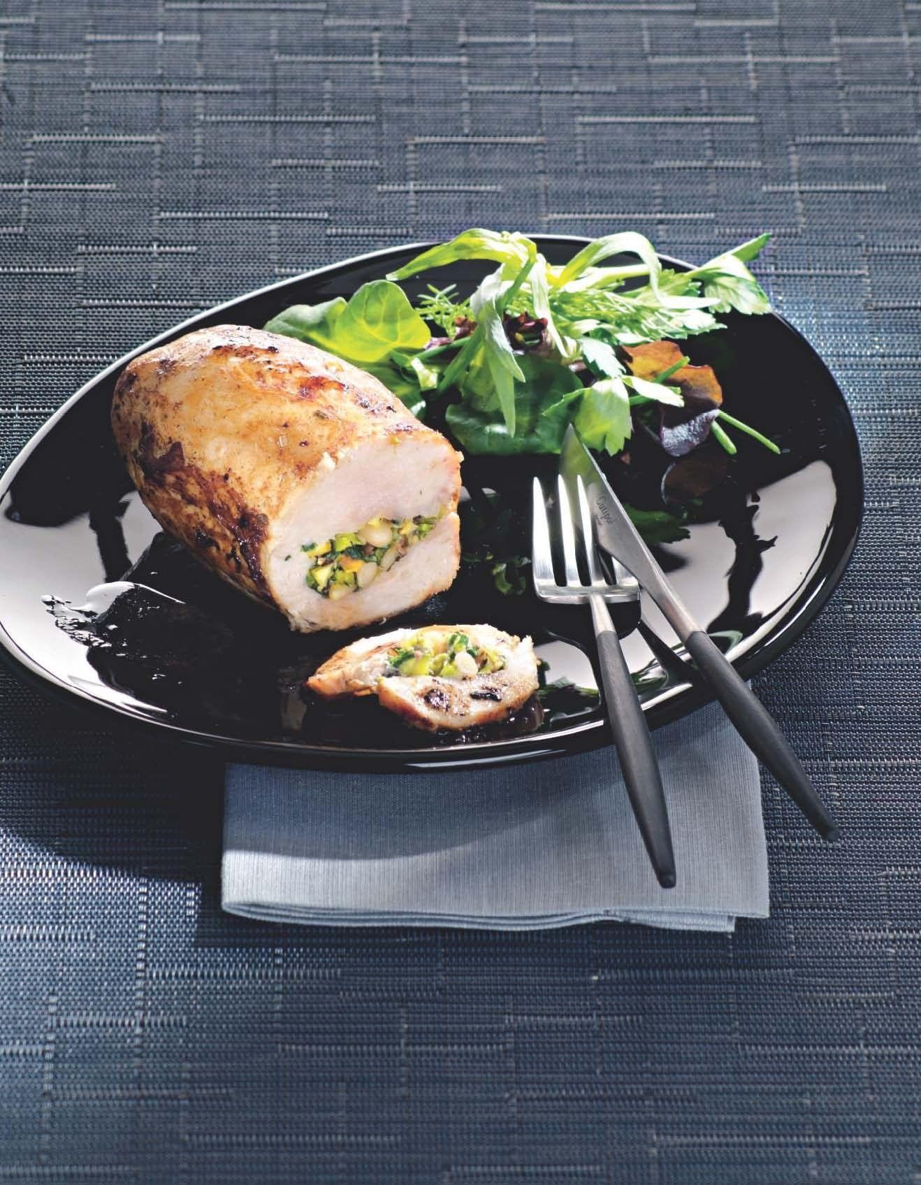 Cuisson Paupiette De Poulet : cuisson, paupiette, poulet, Paupiettes, Poulet, Pistaches, Recette, Paupiette, Poulet,