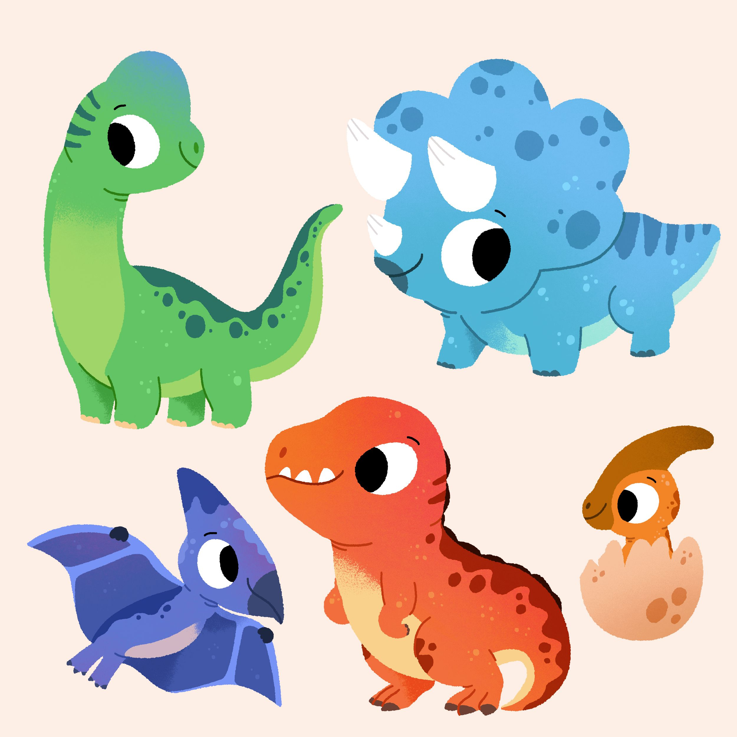 Carlo Beranek On Twitter Animal Illustration Kids Dinosaur Illustration Kids Graphic Design