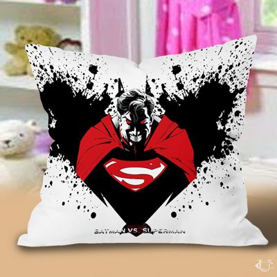 Batman Vs Superman Zombie Pillow Cases