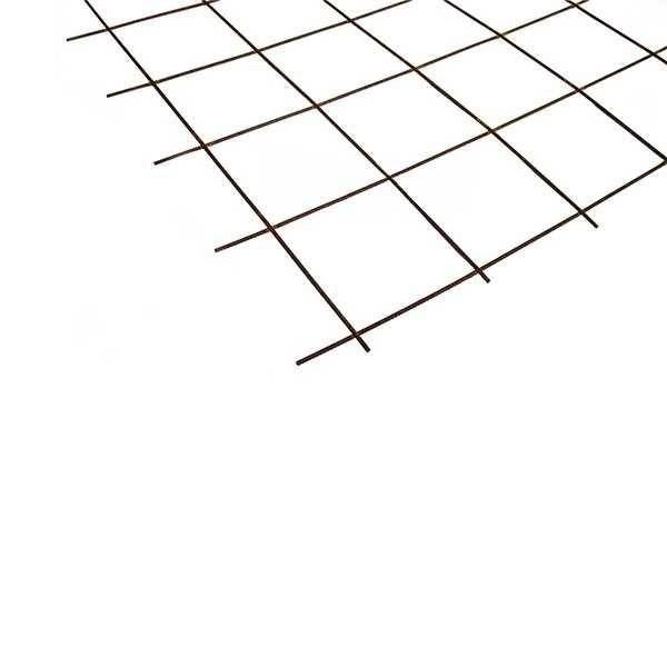 Armeringsnet/Rionet 4 mm, str. 2150x2500 mm - masker: 150x150 mm