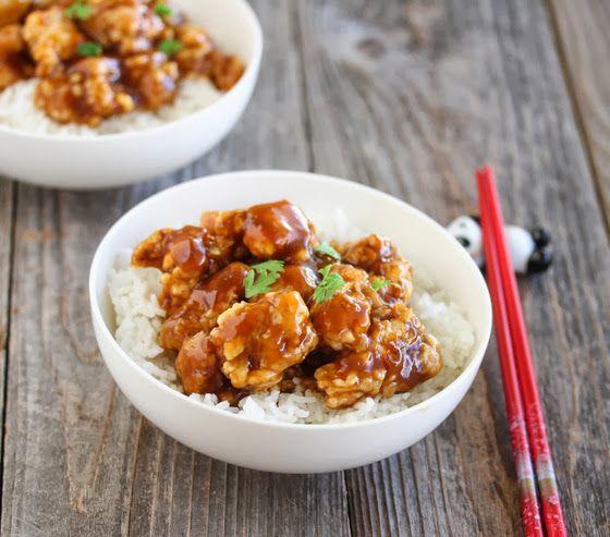 Orange Chicken | Kirbie's Cravings | A San Diego food blog