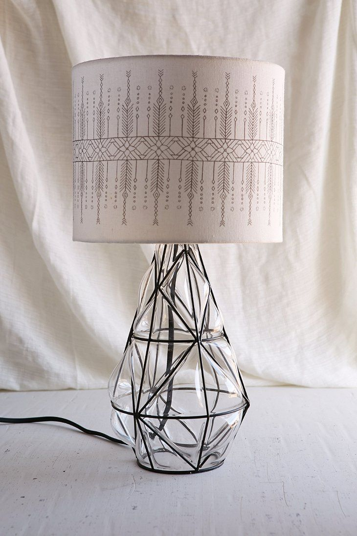Magical Thinking Blown Glass Lamp Base   Urban Outfitters