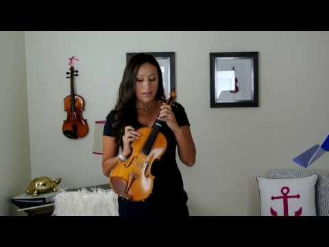 How To Play The Violin Twinkle Twinkle Little Star Suzuki ...