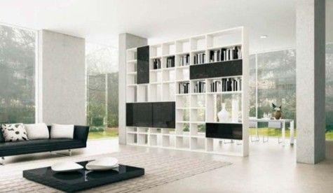 Modern Italian Interior Design Minimalist Living Room Furniture