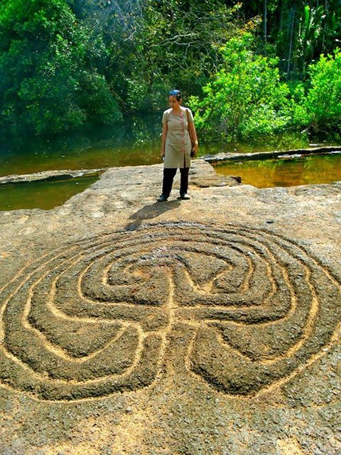 the petroglyphs of Goa, a significant evidence for human history