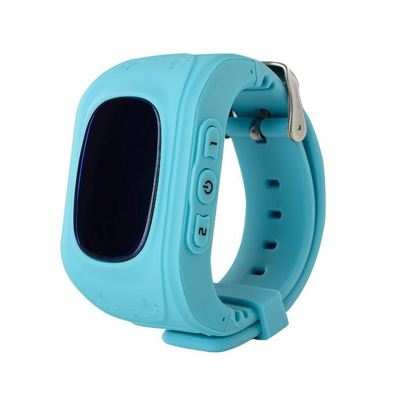 1ce784a40 Smart Children Anti Lost GPS Tracker Watch Wristwatch Kids SOS GSM Mobile  Phone App For IOS