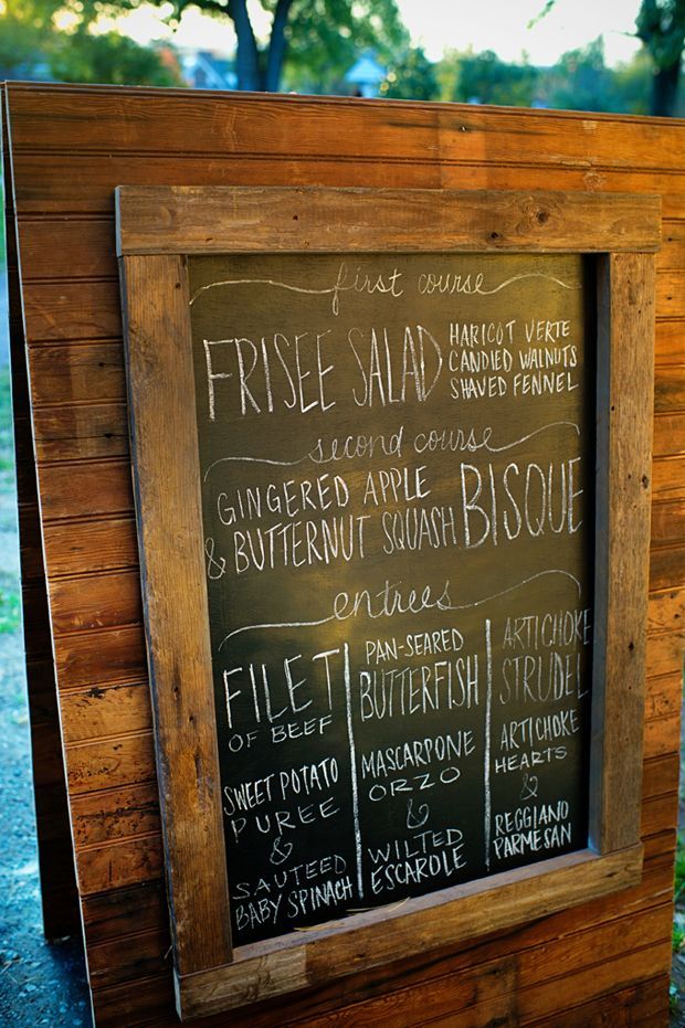10 Best images about Chalk boards / menu boards on Pinterest ...