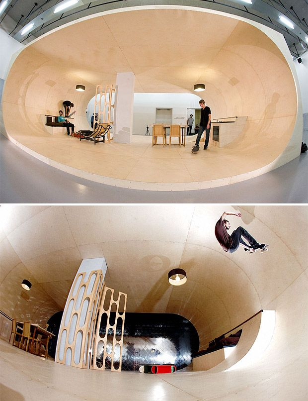 pas skate house malibu skate the office pinterest m glicherweise und architektur. Black Bedroom Furniture Sets. Home Design Ideas