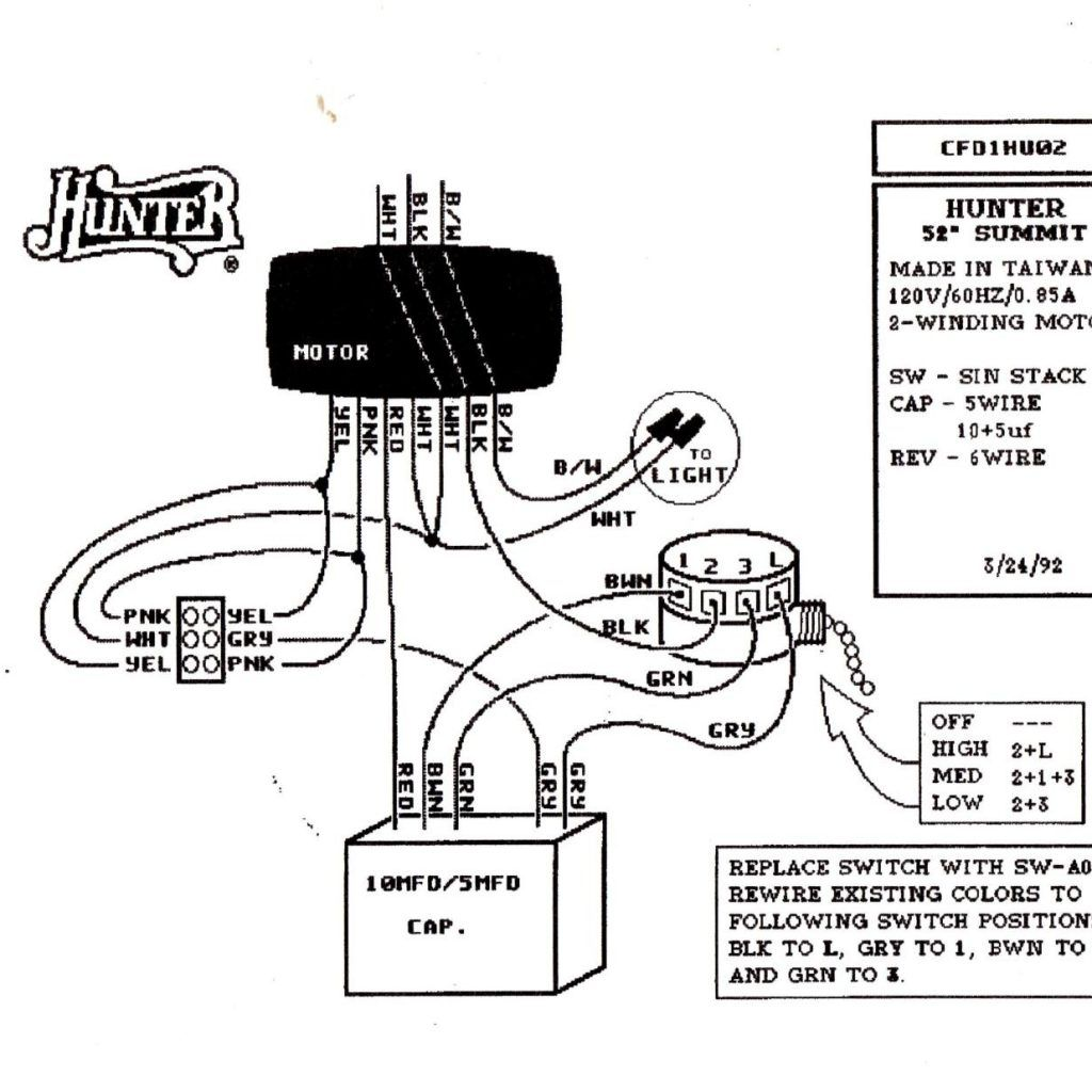 6a5382a196753ed346b50867f9aefdcc hunter ceiling fan motor wiring diagram ladysro info fan motor wiring diagram at panicattacktreatment.co
