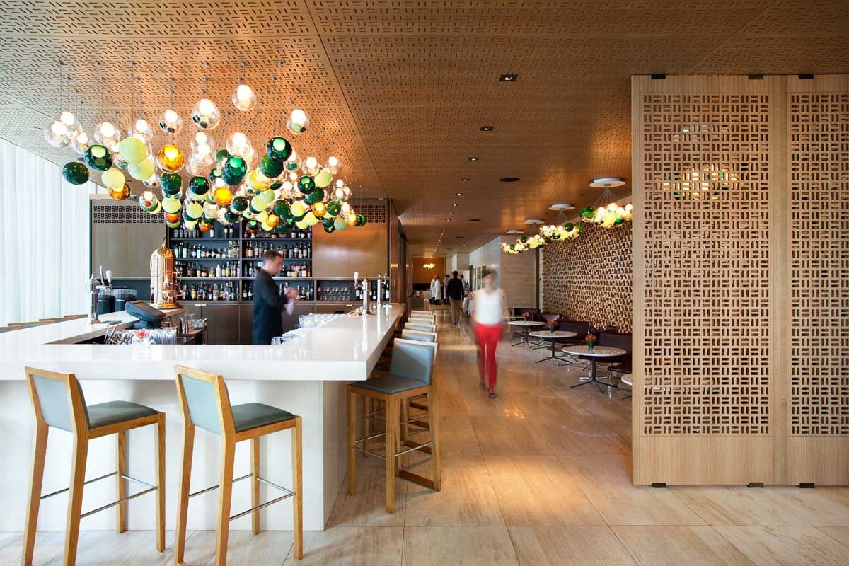 The bosk restaurant by omb