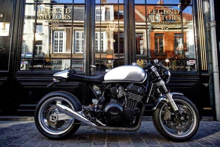 triumph trident ultimate bikes bikers pinterest. Black Bedroom Furniture Sets. Home Design Ideas
