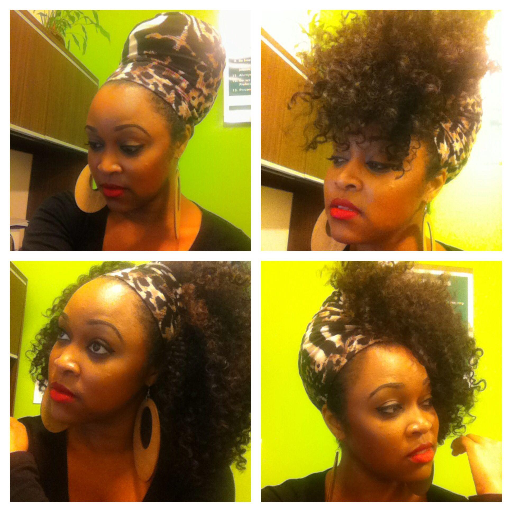 Natural Hair Loc Soc Fun