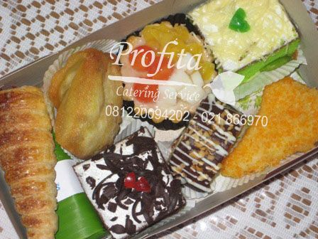1 Catering Snack Box Paket A Rp 5000box Isi Snack Box 2