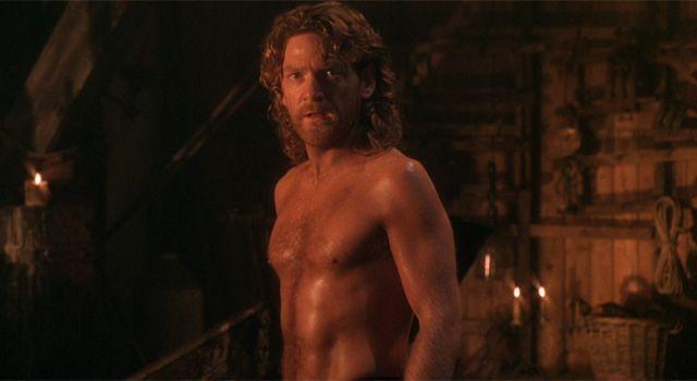Kenneth branagh naked