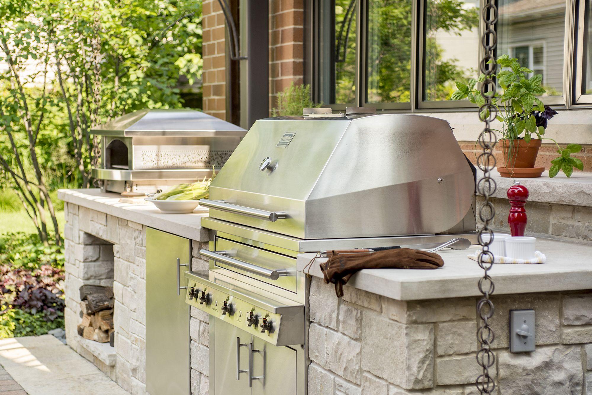 kalamazoo outdoor kitchen - chicago, illinois | kalamazoo outdoor