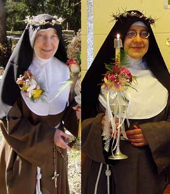 Poor Clare Colettine Nuns Of Corpus Christi Monastery Vida Consagrada Monja Religiosas