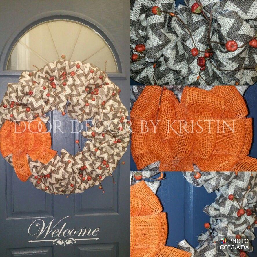 Door Decor by Kristin on Facebook