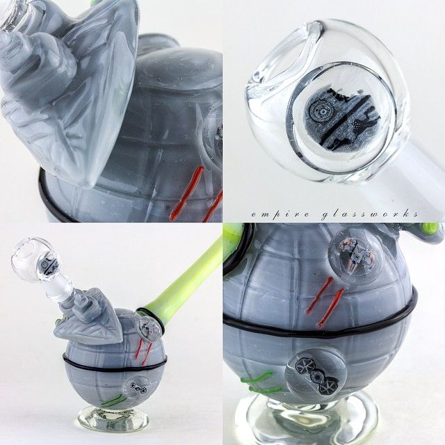 That's no Moon... That's a Space Station!    The Star of Death Rig :D  Xwing/ Tie Fighter Millies by @MrVGlass