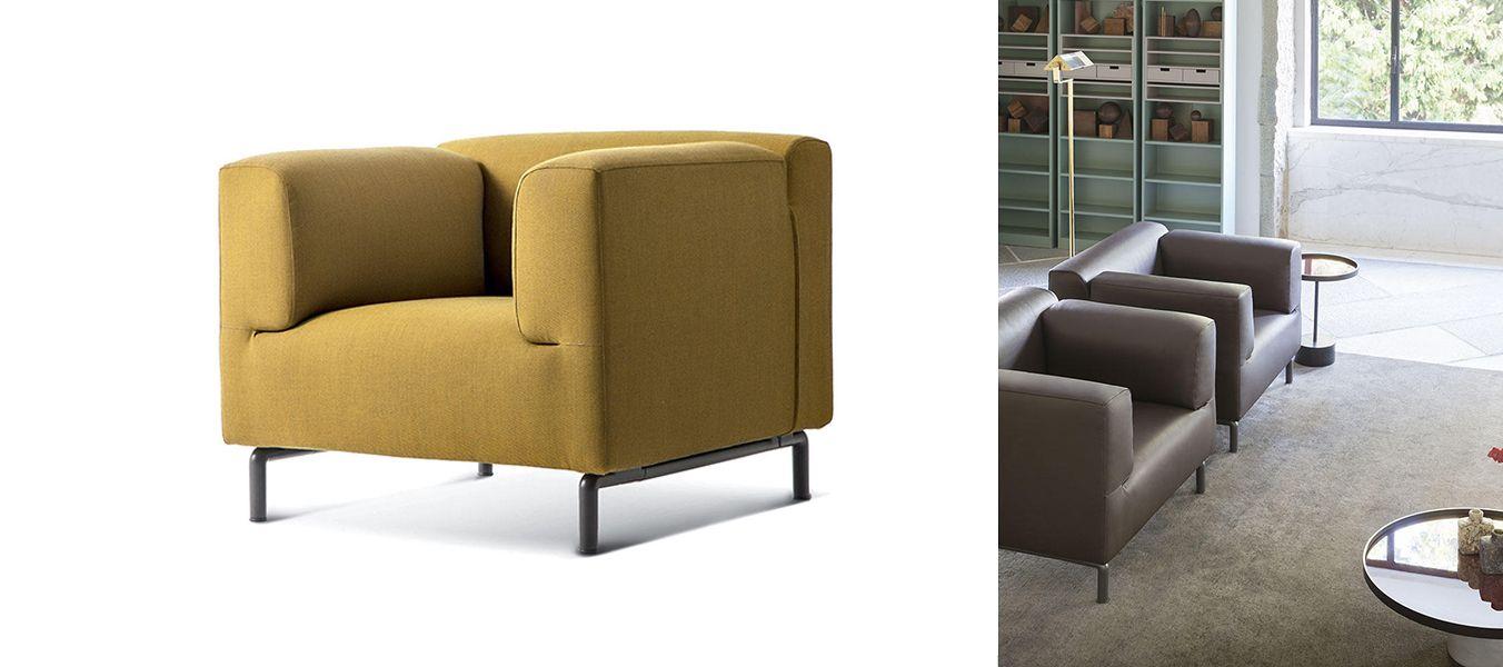 Cassina Met fauteuil