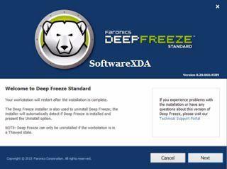 deep freeze enterprise 8.53 keygen