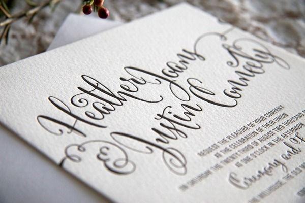 Julieta Wedding Invitation on Behance