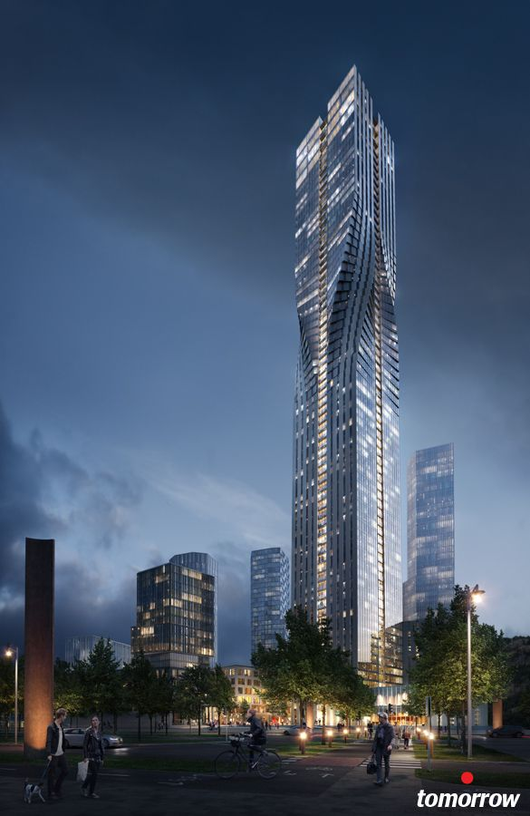 High resolution renderings (showcase) - Page 60 - SkyscraperCity