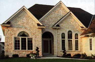 Rock Siding For Homes Beautiful Siding For The Home Pinterest Siding Types  And