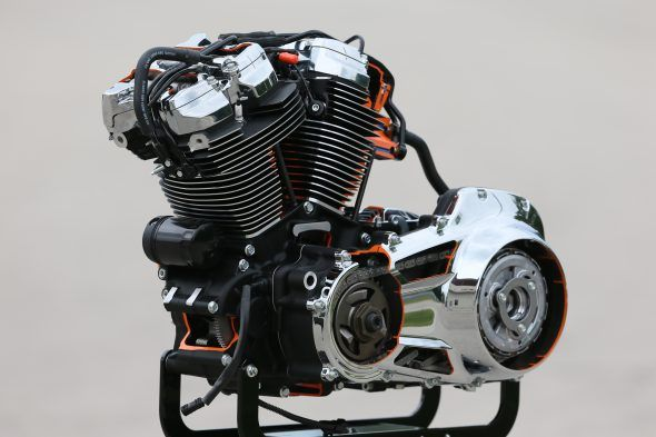 Harley Davidson Launches 107 114 Milwaukee Eight Engines Motorcycle Reviews Forums And Ne Harley Davidson Motorcycle Harley Harley Davidson Motorcycles