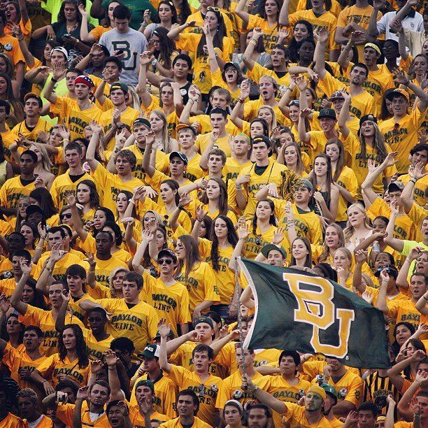 Ready for some football? See you at Floyd Casey! #SicEm #Baylor (via bayloruniversity on Instagram)