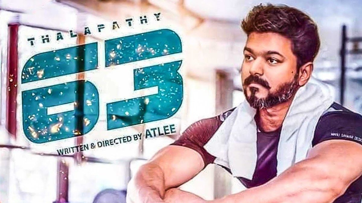 Thalapathy 63 Shooting Updates #Thalapathy63