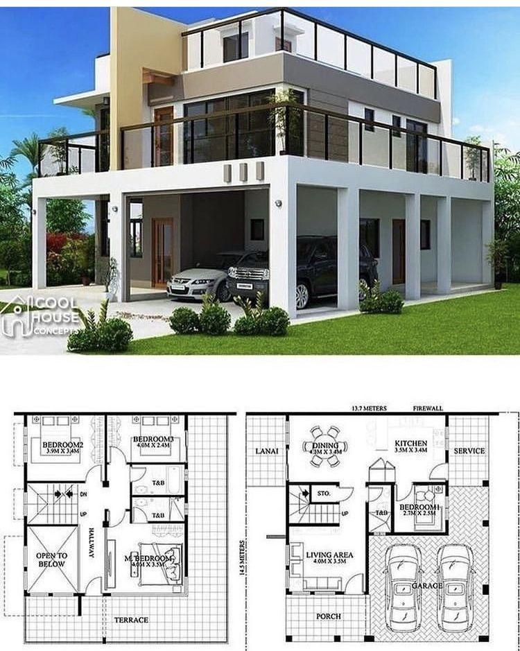Pin Oleh Jejeiowifje Di House Exterior Rumah Indah Desain Rumah Rumah