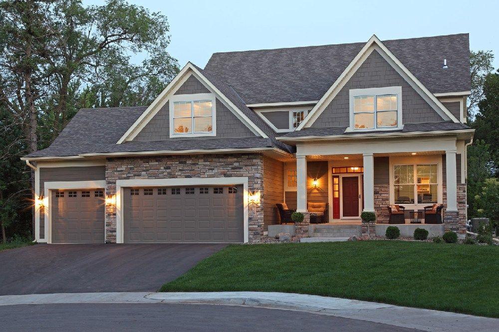 cobblecrest traditional exterior minneapolis ridge creek custom homes pretty house nice seating areas