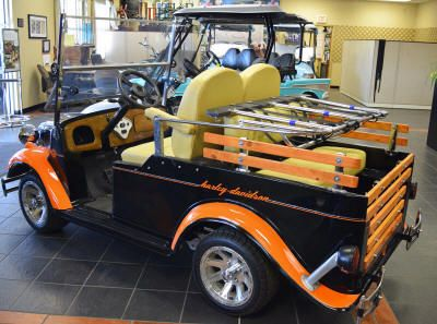 Hot Rod Kit | Golf Carts | Golf carts, Golf cart bodies