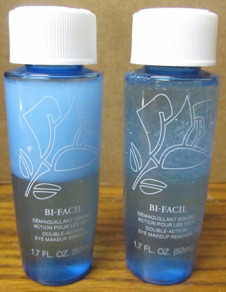 lancome bifacil eye makeup remover 2x17oz free shipping lancome