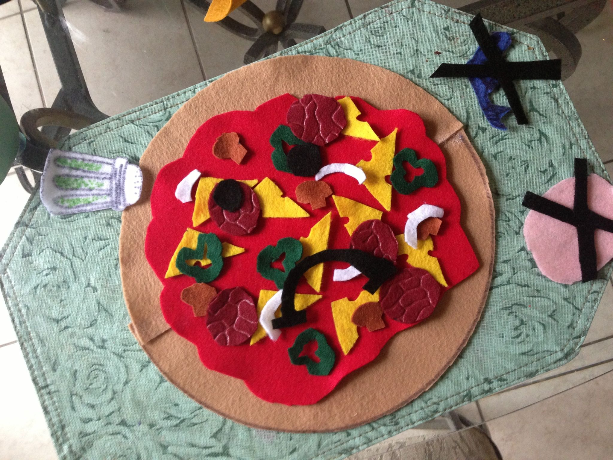 I Am A Pizza\