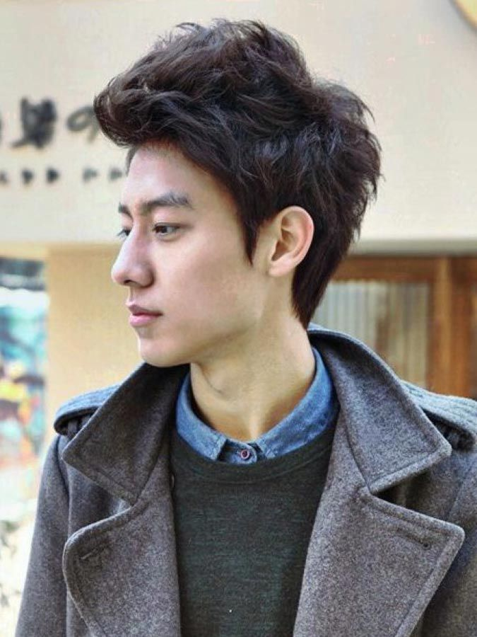 Top 30 Trendy Asian Men Hairstyles 2020 Asian Men Hairstyle Asian Hair Korean Hairstyle