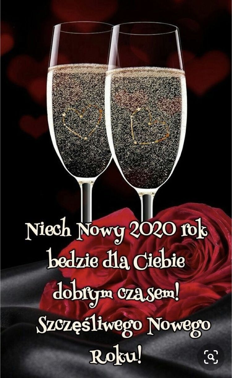 Pin By Gabriele On Polish Happy New Year 2020 Happy New Year New Years Eve