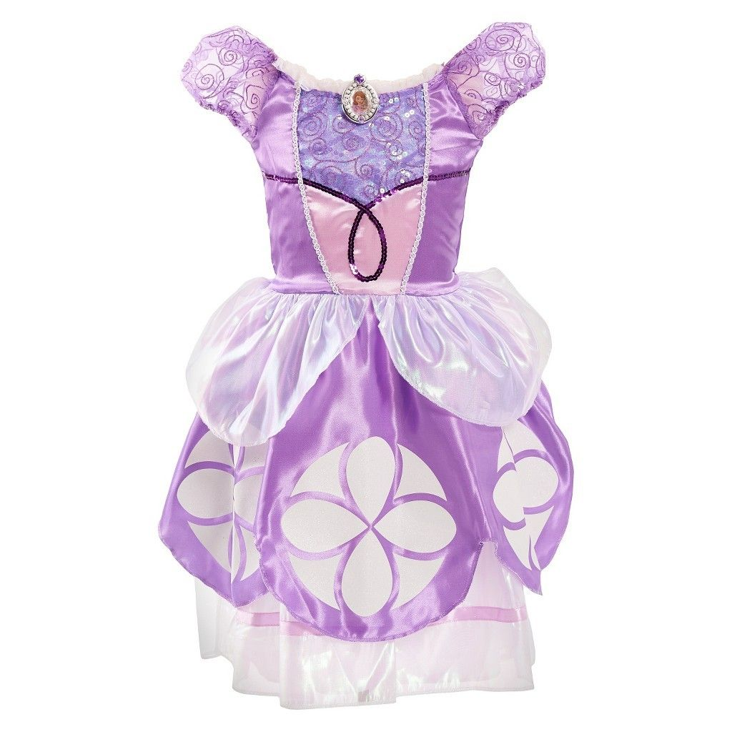 Let your little princess feel like royalty wherever she goes! Disney ...