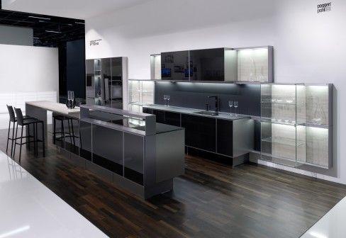 Poggenpohl PORSCHE DESIGN KITCHEN P´7340 Kitchen design