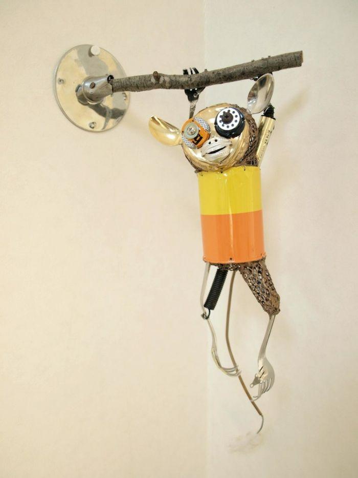 ▷ Kunst aus Schrott - Die ausgefallenen Ideen von Natsumi Tomita