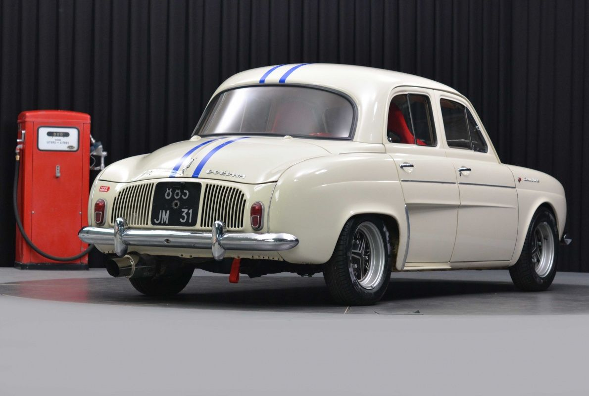 Renault Dauphine Gordini Look
