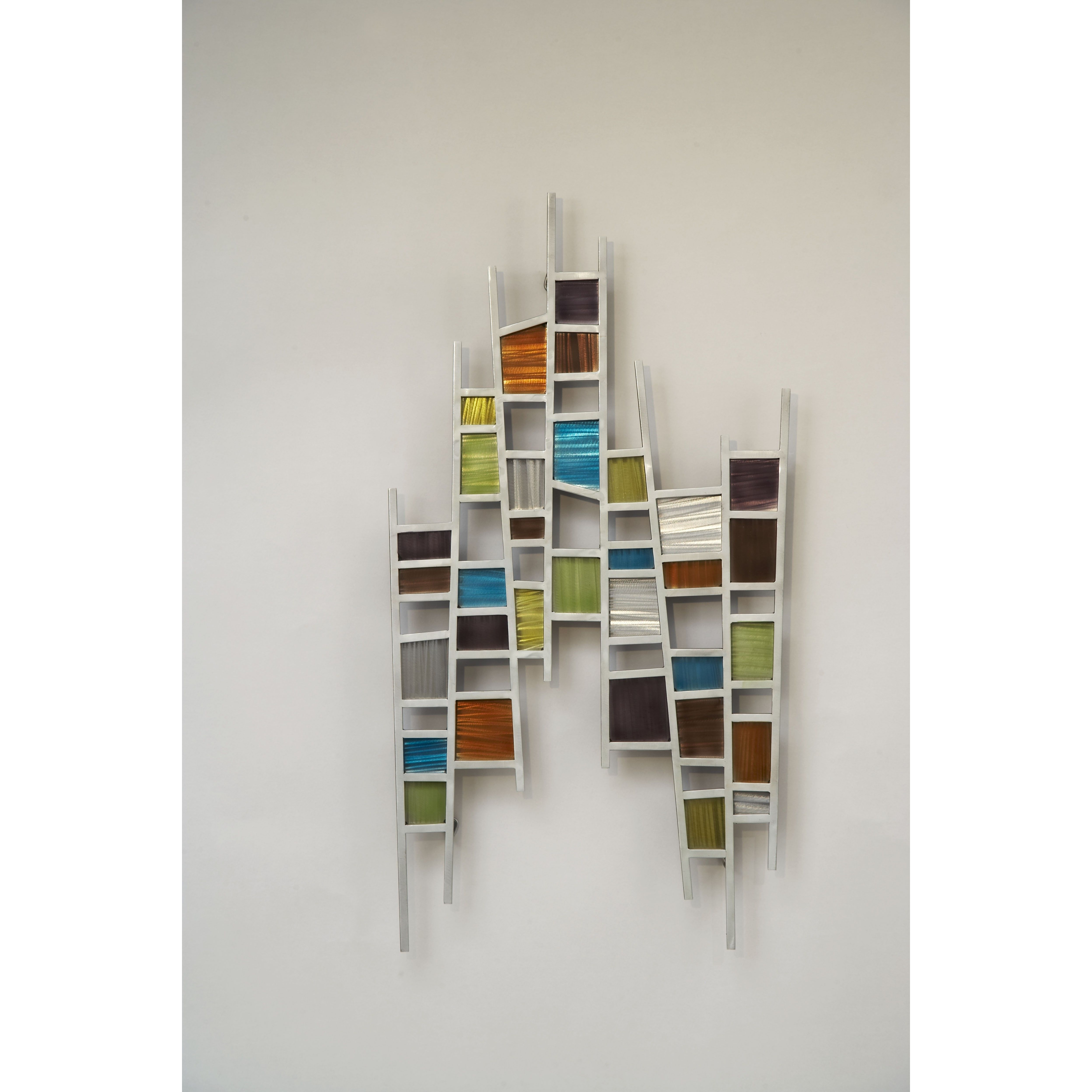 Wall sculptures studiolx colored windows wall art by nova wall sculptures studiolx colored windows wall art by nova lighting aloadofball Choice Image