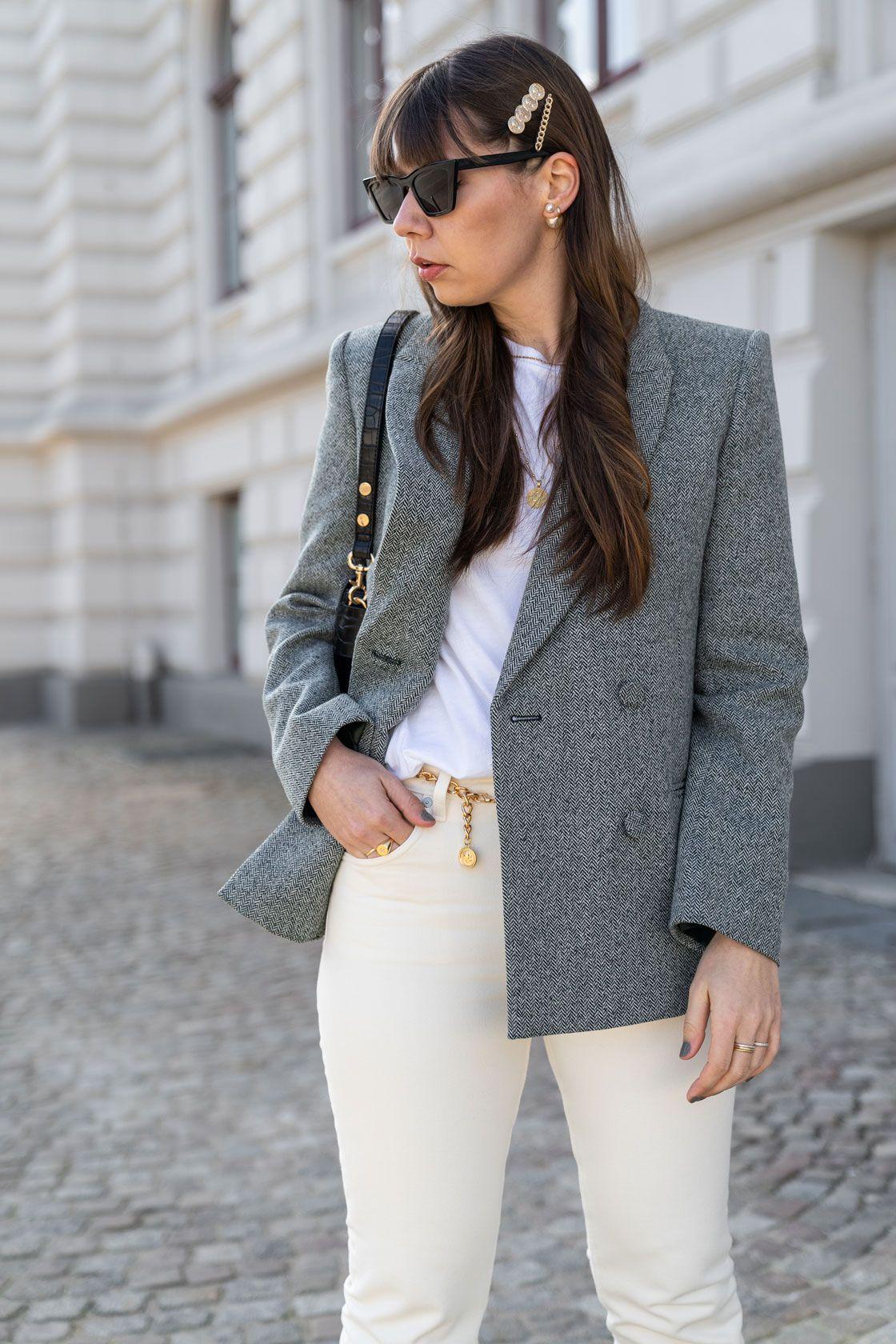 So findet man die perfekte weiße Jeanshose + White Denim