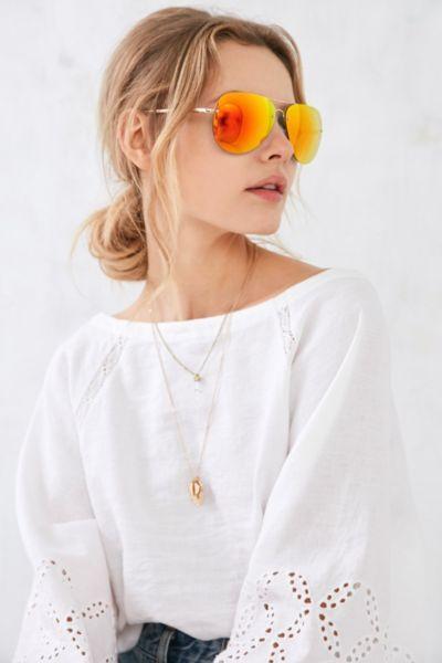 Quay X Amanda Steele Muse Sunglasses - Urban Outfitters