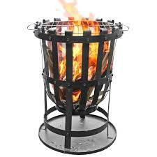 Pin By Todd Eckenrode On Blacksmith Fire Basket Patio
