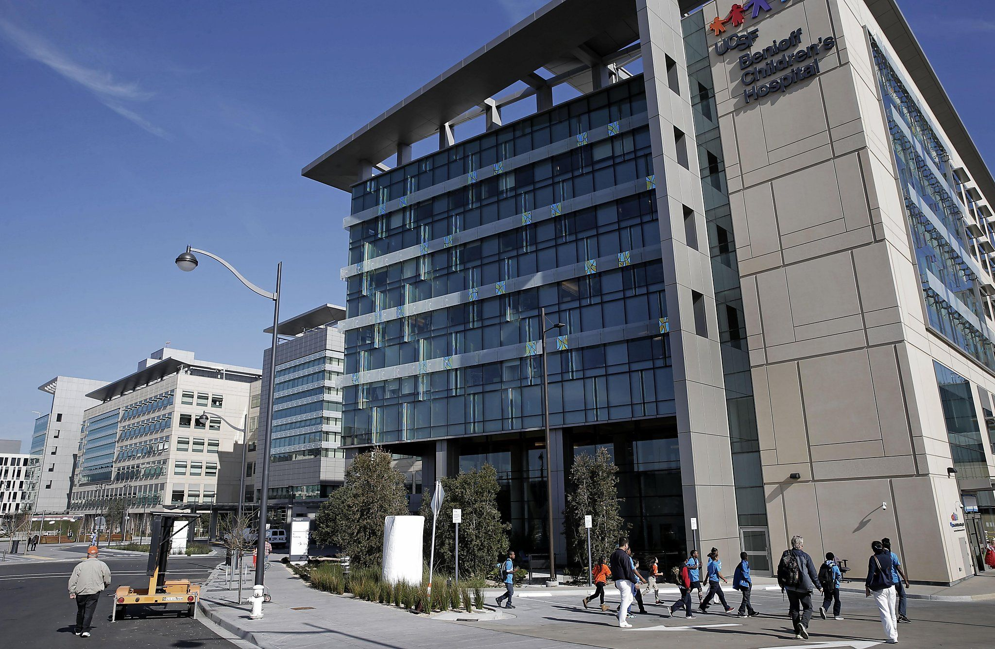 UCSF, John Muir Health expand network John muir health